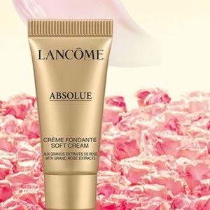 3/$20💗Lancôme Absolue Crème Fondante (Soft Cream)